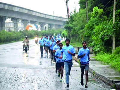 10,000 Bengalureans run for Vrishabhavathi River