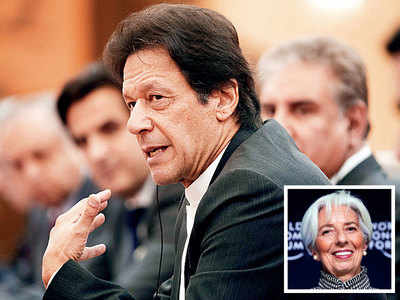 Pak close to striking bailout deal with IMF