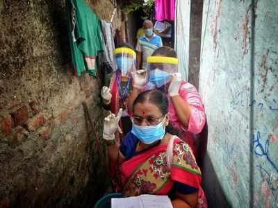 Dharavi reports 15 new COVID-19 cases on Sunday; Mumbai's death toll nears 8,500