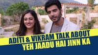 Please love Jinn like you have loved Naagins and Daayans: Aditi Sharma