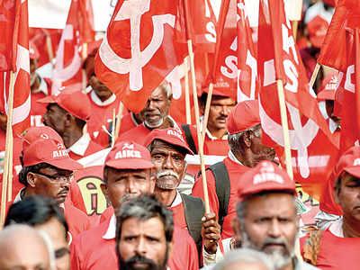 Farmers' wave reaches delhi