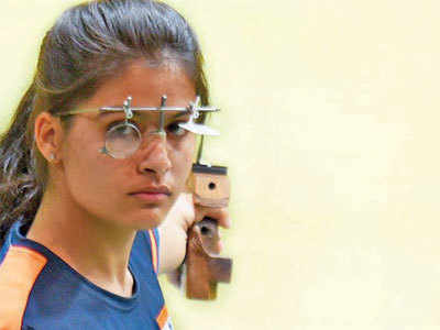 I am not thinking about medals, says teen shooter Bhaker