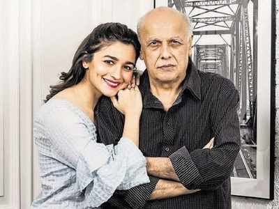 Alia Bhatt announces Sadak 2 schedule wrap, shares an emotional post for dad Mahesh Bhatt