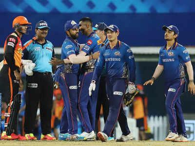 MI vs SRH Highlights, IPL 2021: Boult, Chahar guide Mumbai to 13-run win over Hyderabad