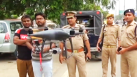 Kanwar Yatra 2019: UP police to utilise drones for surveillance duties at Moradabad