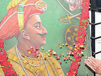 Truce with Tipu Sultan