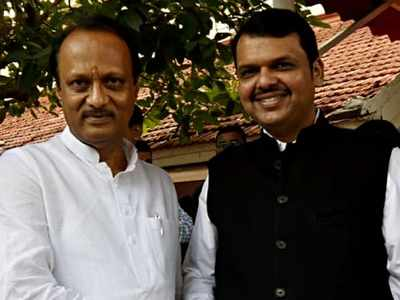 From vowing to jail him, CM Devendra Fadnavis now has Ajit Pawar as Deputy