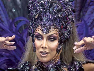 Transgender dancer shatters carnival taboo