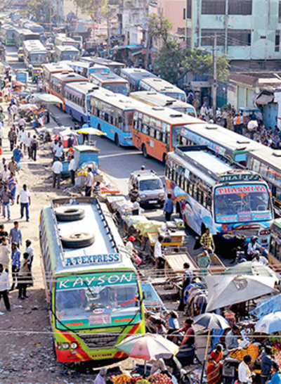 Stop intercity buses outside Bengaluru's core as Namma Metro is on a roll