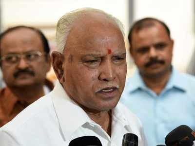 'Let's wait and watch': BS Yeddyurappa says BJP will decide after speaker's decision on MLAs' resignation