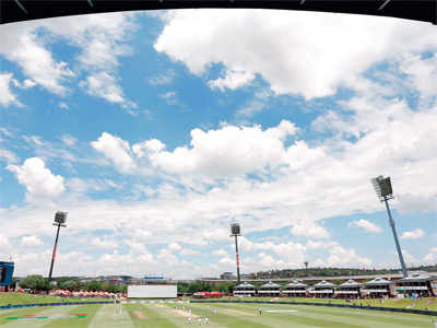 India in South Africa: Visitors will have to adapt to high altitude at Centurion, Johannesburg