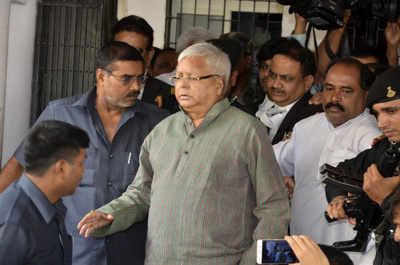 CBI raids Lalu Prasad Yadav's properties: JD (U) remains mum, Congress puts up a spirited defence