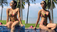 Nushrat Bharucha sets the internet on fire with her latest bikini photographs