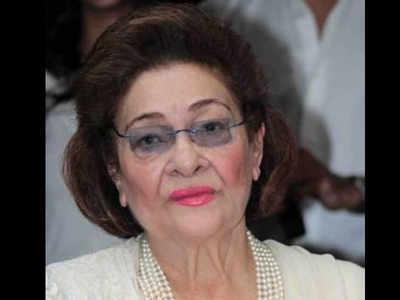 Raj Kapoor's wife, Krishna passes away