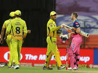 Royals beat CSK to spoil Dhoni's 200th IPL appearance