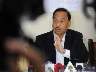 Will do 'whatever' to ensure BJP government is formed in Maharashtra: Narayan Rane