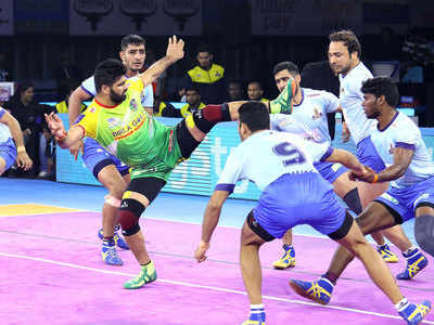Pro Kabaddi League: Pirates end their losing streak