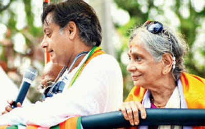 Outsider to playboy: Tharoor hopes to ride out new storm