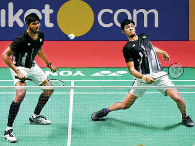 World Championship: India's Chirag Shetty and Satwiksairaj Rankireddy confident of winning medal