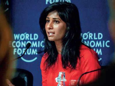 'Prepare for attack by govt ministers on IMF, Gita Gopinath'