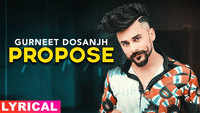 Latest Punjabi Song 'Propose' Sung By Gurneet Dosanjh