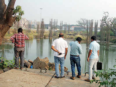 3 kids drown in construction pit at Panvel station