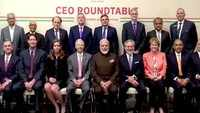 Howdy Modi: PM Modi holds round table meeting with CEOs from energy sector