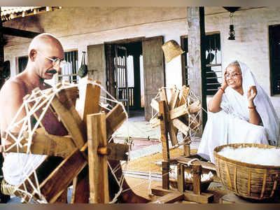 This Week, That Year: Remembering Gandhi with 'Kasturba' Rohini Hattangadi