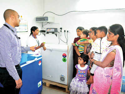 Pimpri-Chinchwad gets exclusive vaccine clinic for low-income families