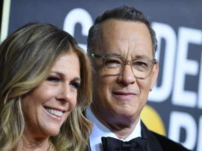 Tom Hanks, Rita Wilson released from hospital after virus quarantine