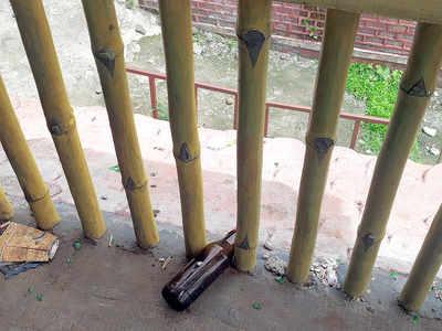 Taljai watchtower becomes a nuisance hub