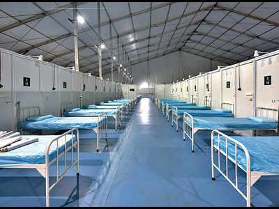 City has 800+ critical COVID cases