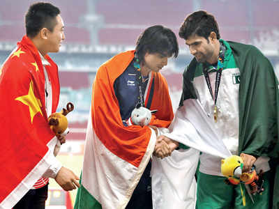 Sports not meant to show hatred, says Asian Games 2018 gold medallist Neeraj Chopra
