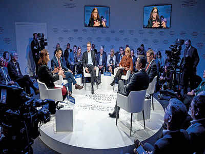 Davos and the 70% tax