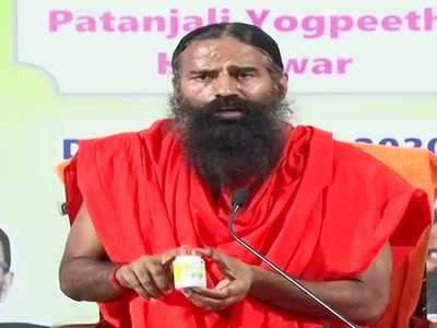 Maha mantri issues warning to Patanjali over 'Coronil': Won't allow sale of spurious medicines