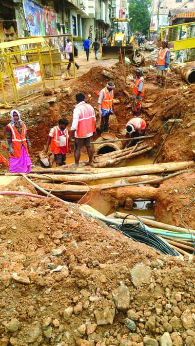 A Majestic mess: BBMP trips over TenderSURE
