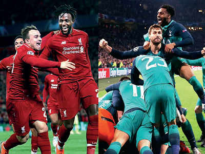 England to rule in Champions League and Europa League
