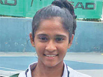 Priyanshi wins under-16 title