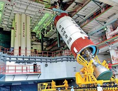 'Poor pressure build-up failed PSLV-C39'