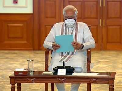 Lockdown exit strategy: PM Modi meets Amit Shah, Nirmala Sitharaman, Piyush Goyal