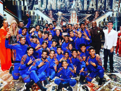 Mumbai-based dance group V Unbeatable wins America's Got Talent: The Champions