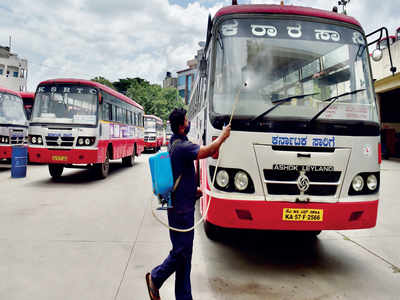 Cash-strapped KSRTC, BMTC look to open petrol pumps