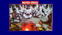 Water crisis in Chennai: Political parties turning to pujas and yagnas