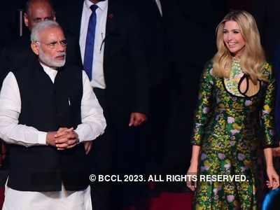 Ivanka Trump thanks PM Narendra Modi for sharing yoga videos