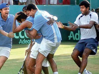 Davis Cup: India proposes, Pakistan disposes