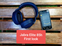Jabra Elite 85H first look
