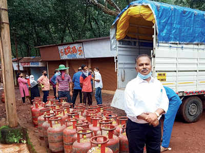 Motor vehicles let into ecologically-sensitive Matheran for first time; tempos can deliver gas cylinders till September