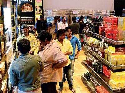 It's a december high! sale of legal liquor rises by 30 per cent