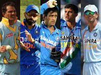 Top five: Most matches as India ODI captain