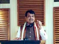 We believe in 'Akhand Bharat', Karachi will be part of India one day: Fadnavis